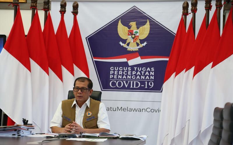 Ketua Gugus Tugas Percepatan Penanganan Covid-19 Doni Monardo. - Istimewa