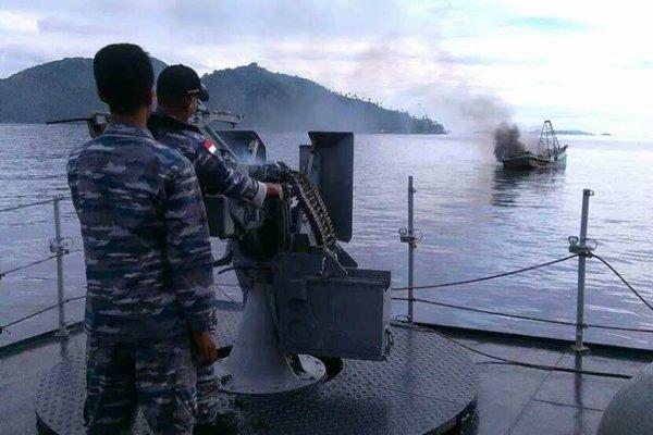 Badan Keamanan Laut (Bakamla) - Ilustrasi/setkab.go.id