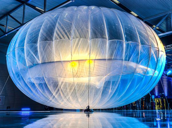Google Loon - Wikimedia Common