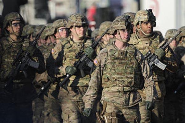 Tentara Amerika Serikat - Reuters