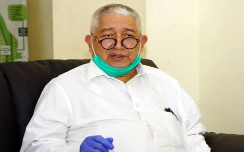 Profesor Kusnandi Rusmil. JIBI - Bisnis/Nancy Junita/Dok.Unpad