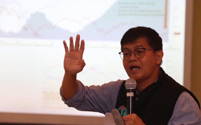 Kepala Makroekonomi dan Direktur Strategi Investasi PT Bahana TCW Investment Management Budi Hikmat. - istimewa