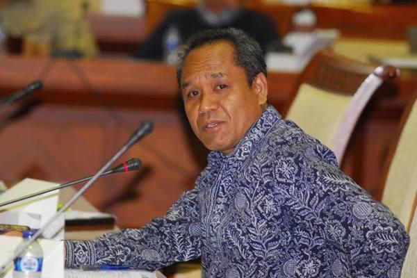PolitisiPartai Demokratyang juga menjabat sebagai Wakil Ketua Komisi III DPR Benny K. Harman - Istimewa