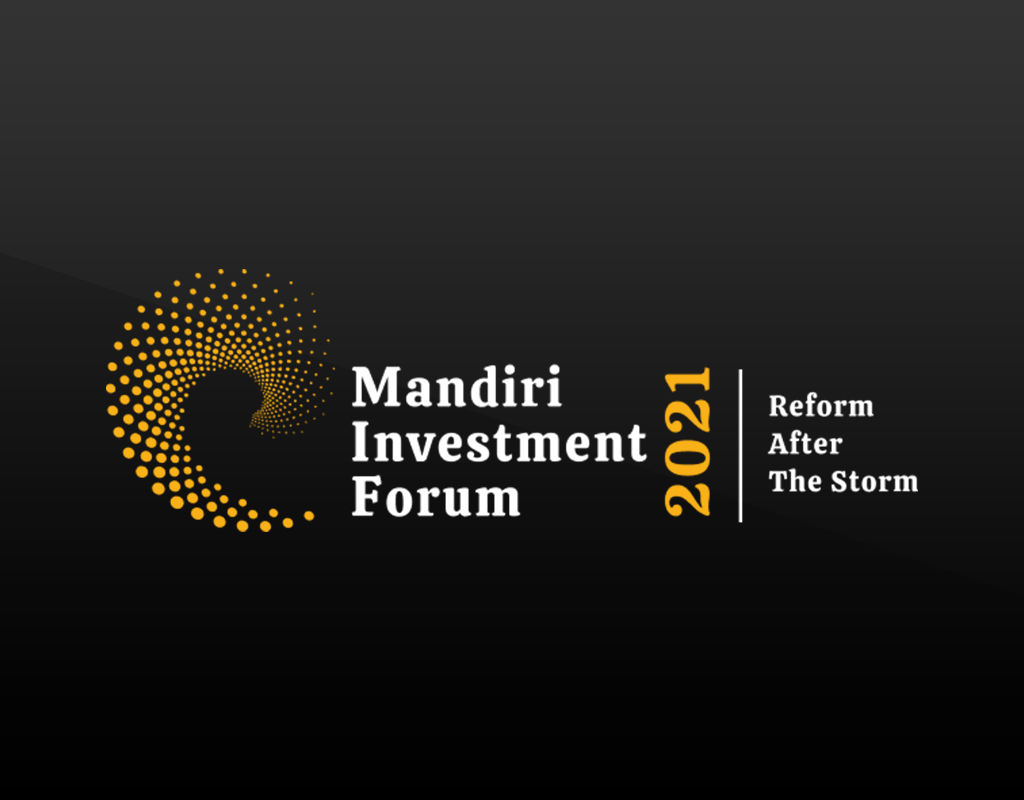 Logo: Mandiri Investment Forum 2021