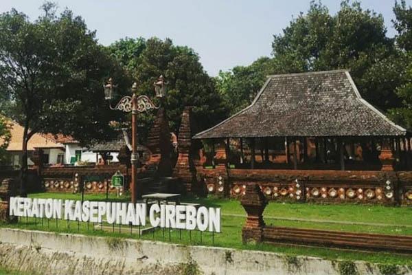 Keraton Kasepuhan Cirebon menjadi salah satu objek wisata di Kota Cirebon - Bisnis
