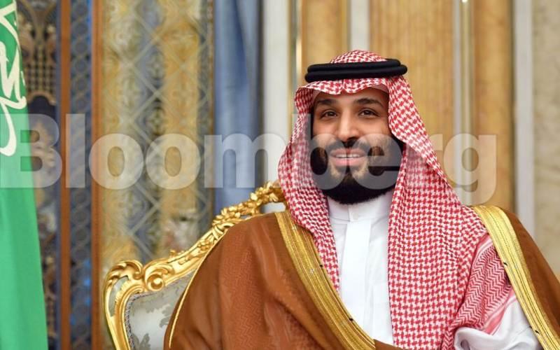 Pangeran Arab Saudi Mohammed bin Salman. - Bloomberg