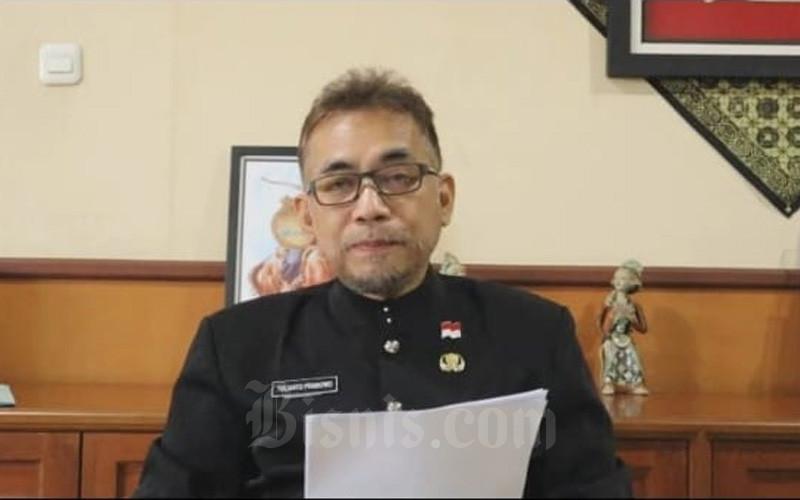 Kepala Dinas Kesehatan Provinsi Jawa Tengah Yulianto Prabowo. - Bisnis/Alif Nazzala Rizqi