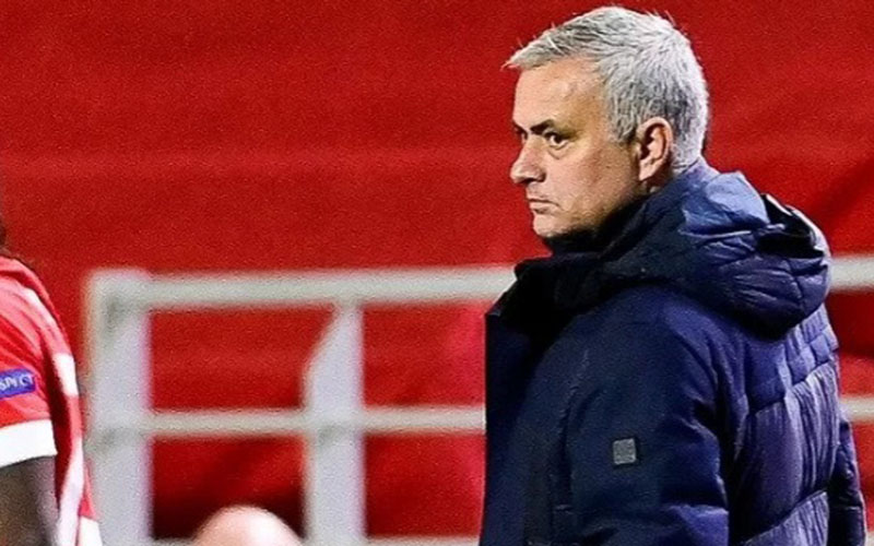 Jose Mourinho/Antara - Reuters