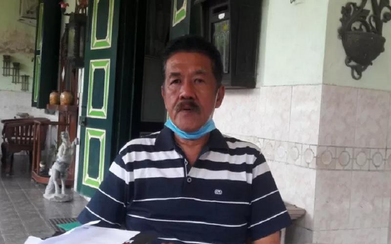 Adik Raja Keraton Yogyakarta Sri Sultan Hamengku Buwono X, GBPH Yudhaningrat saat ditemui di Dalem Yudhanegaran, Yogyakarta, Senin (25/12021). - Antara\r\n\r\n