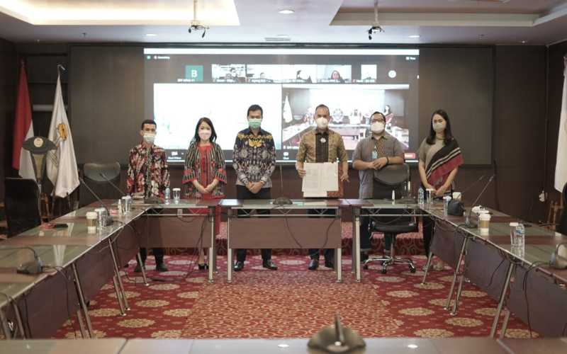 BPP Himpunan Pengusaha Muda Indonesia (Hipmi) menggandeng House of Indonesia Sydney untuk Membuka Pasar Produk UMKM ke Australia. - Istimewa