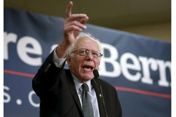 Capres AS, Senator Bernie Sanders - Reuters/Katherine Taylor