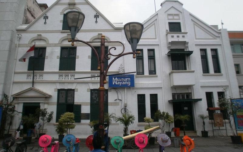 Museum Wayang di Jakarta. - Kemdikbud