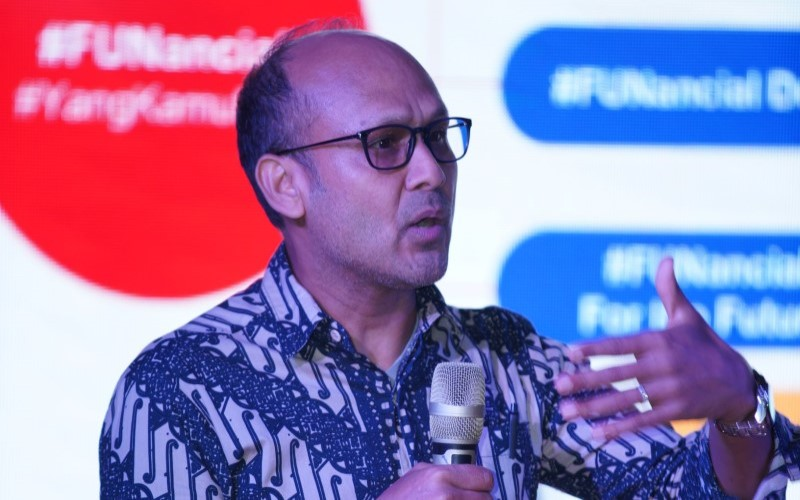 Marketing and Strategy Director Home Credit Indonesia Moin Uddin - Istimewa