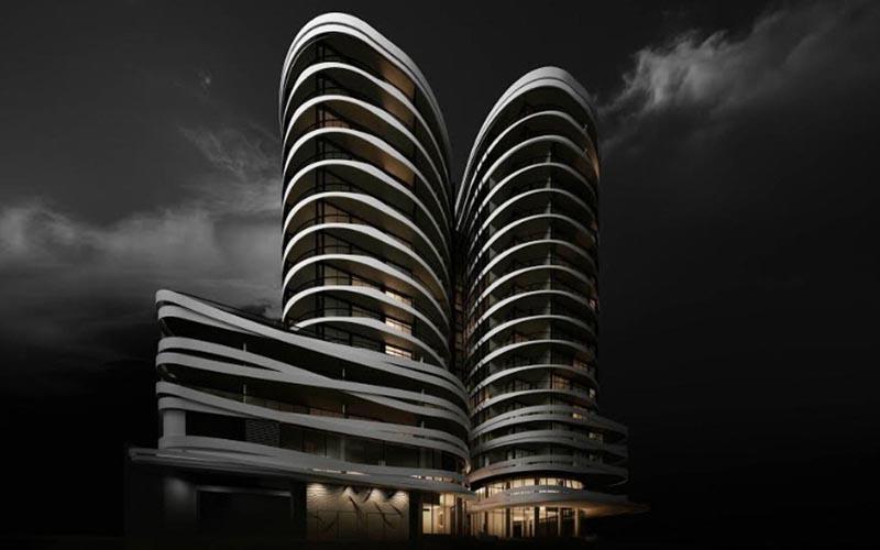 Apartemen Artis di Melbourne, Australia. - Istimewa