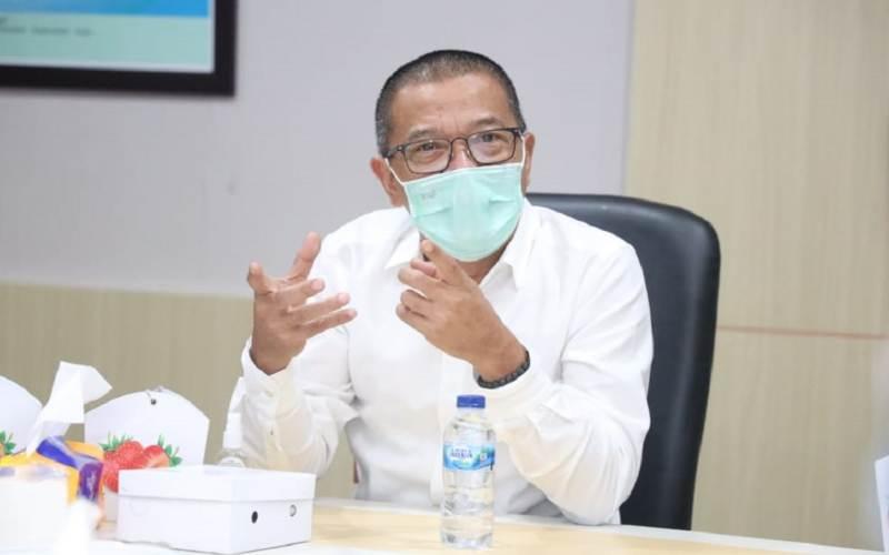 Dirjen Pembinaan Penempatan Tenaga Kerja dan Perluasan Kesempatan Kerja Kementerian Ketenagakerjaan Suhartono. - istimewa