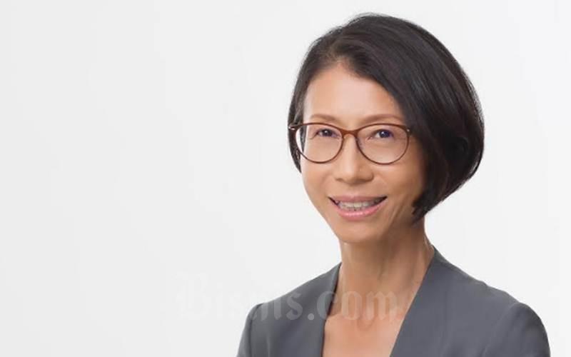 Fiona Lee, Presdir HP Inc. Indonesia - Istimewa