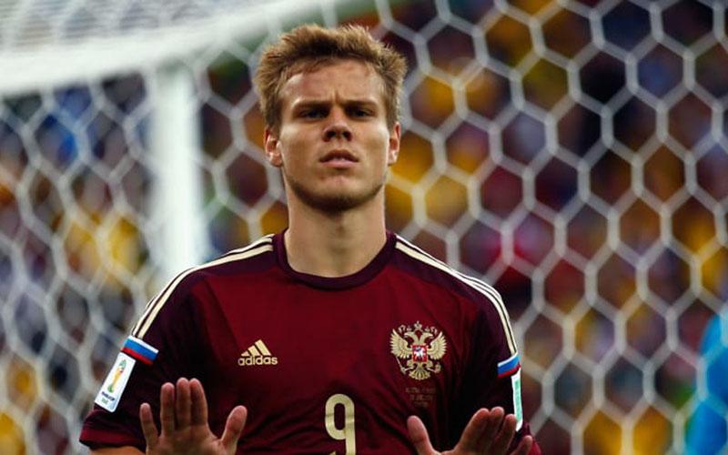 Aleksandr Kokorin - FIFA.com