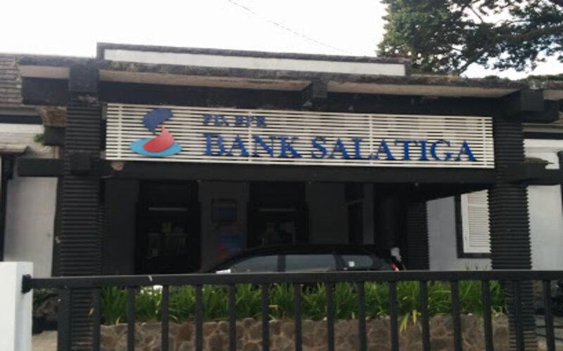 Bank Salatiga. - Ist
