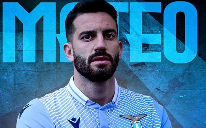 Mateo Musacchio - Twitter@OfficialSSLazio