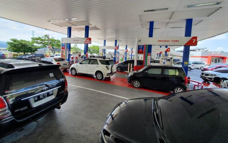 PT Pertamina (Persero) Marketing Operation Region (MOR) IV wilayah Jawa Tengah & DI Yogyakarta mencatat kenaikan konsumsi BBM selama periode libur panjang akhir pekan yang berlangsung pada 28 Oktober/1 November 2020. (Foto: Istimewa)