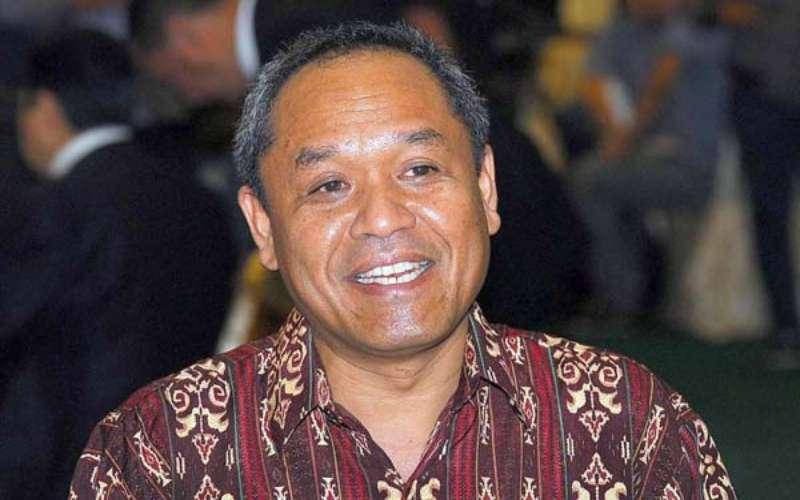 Anggota Fraksi Demokrat Benny K Harman. - Demokrat.or.id
