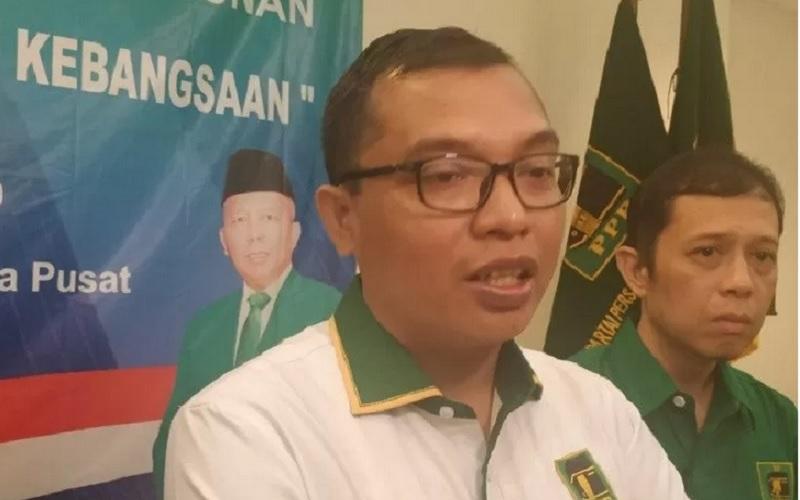 Sekretaris Fraksi PPP DPR RI Achmad Baidowi. - Antara