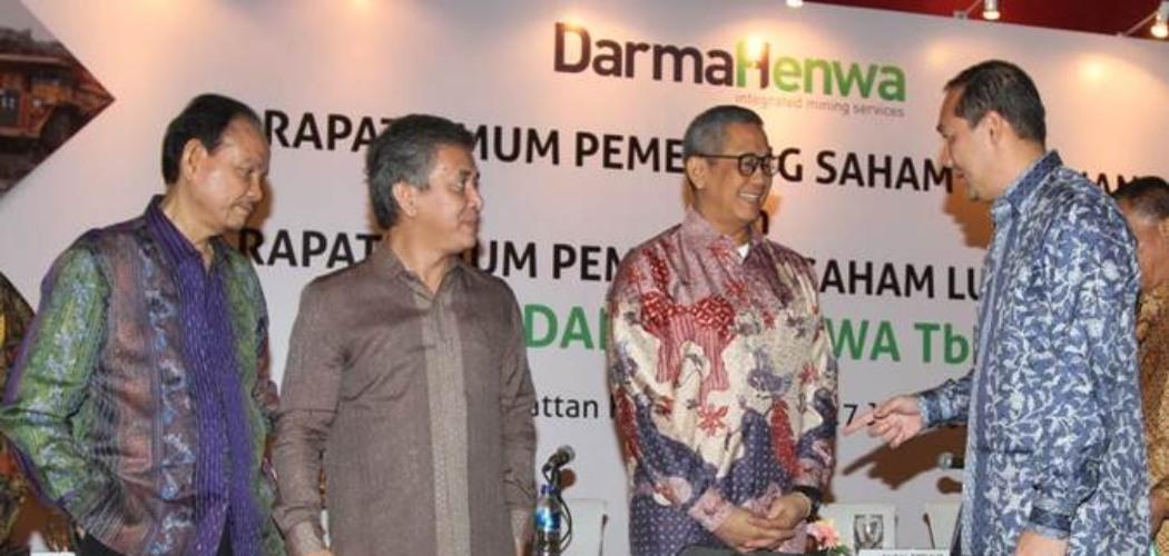 DEWA BRMS Asa Grup Bakrie agar Darma Henwa (DEWA) Meniru Jejak BRMS di Tambang Emas - Market Bisnis.com