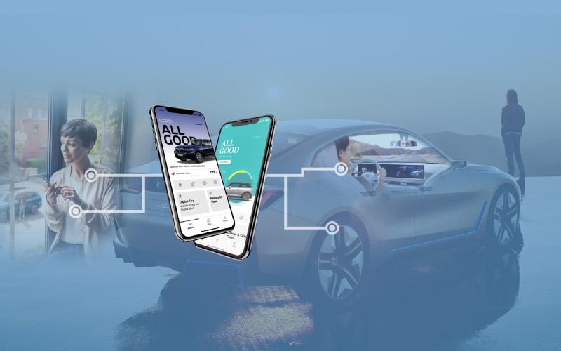 Langkah kedua bagi perusahaan adalah melakukan proses penjualan untuk mitra ritel yang sebagian besar dilakukan secara online melalui situs web dengan lalu lintas tinggi di pasar utama.  - BMW