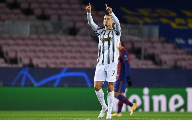 Pemain Juventus, Cristiano Ronaldo - Hindustar