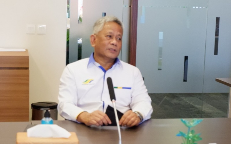 Direktur Holding Perkebunan Nusantara PTPN III (Persero) M. Abdul Ghani. Istimewa