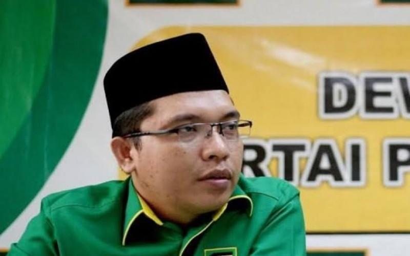 Sekretaris Fraksi PPP DPR/Wakil Sekjen DPP PPP sekaligus Anggota Komisi VI DPRAchmad Baidowi - Antara