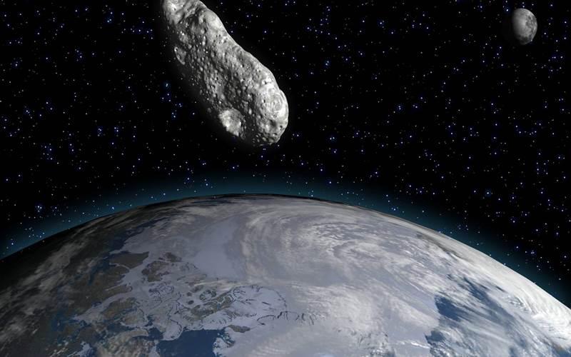 Asteroid menuju bumi