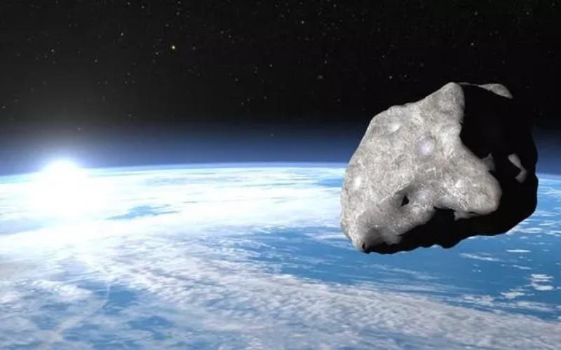 Batuan luar angkasa asteroid