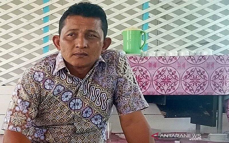 Wakil Bupati Nagan Raya, Provinsi Aceh, Chalidin Oesman. - Antara/Teuku Dedi Iskandar.