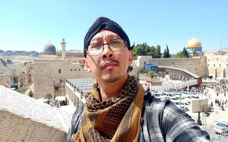 Permadi Arya alias Abu Janda - Twitter
