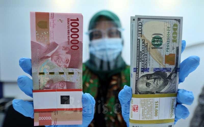 Kurs Jual Beli Dolar AS di BCA dan BRI, 1 Februari 2021 ...
