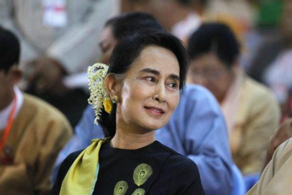 Aung San Suu Kyi - Reuters
