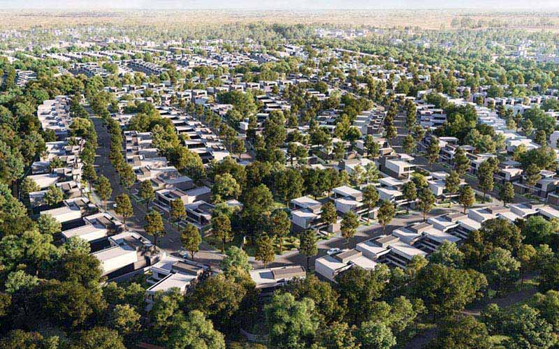 Rencana megaproyek properti Masaar di Uni Emirat Arab. - Construction Week