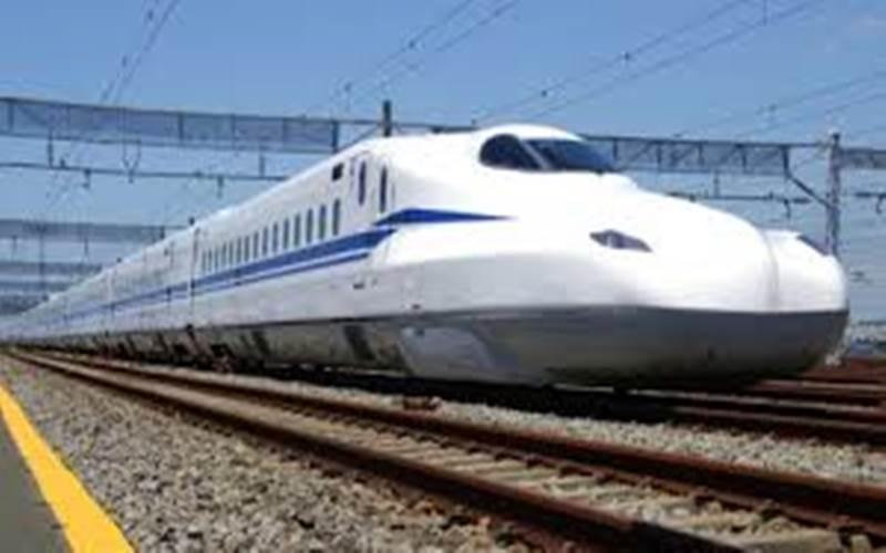 Kereta Shinkansen