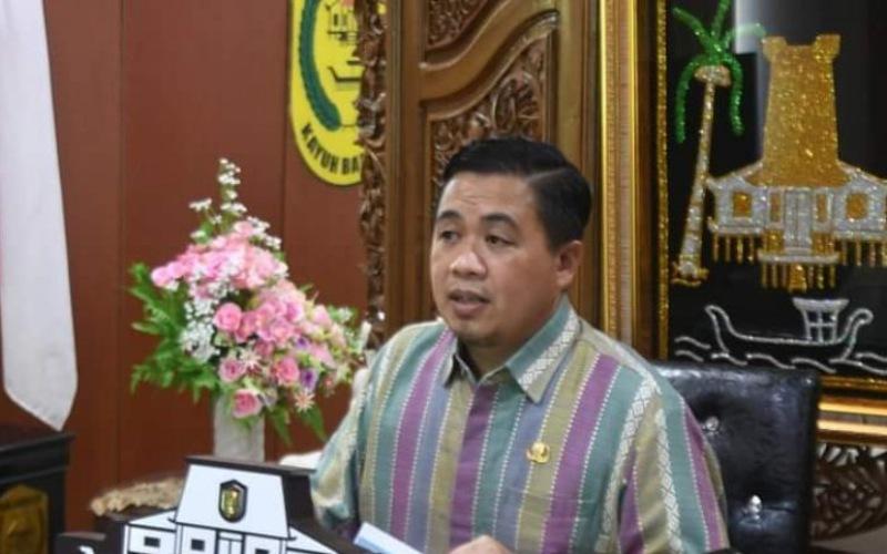 Wali Kota Banjarmasin Ibnu Sina. ANTARA - HO/Diskominfotik Banjarmasin