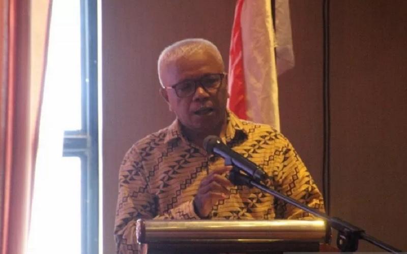 Pengamat Politik di Kupang Nusa Tenggara Timur (NTT) Jhon Tuba Helan. - Antara