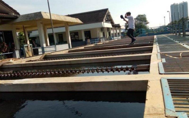 PDAM Tirta Asasta Kota Depok - ANTARA/istimewa
