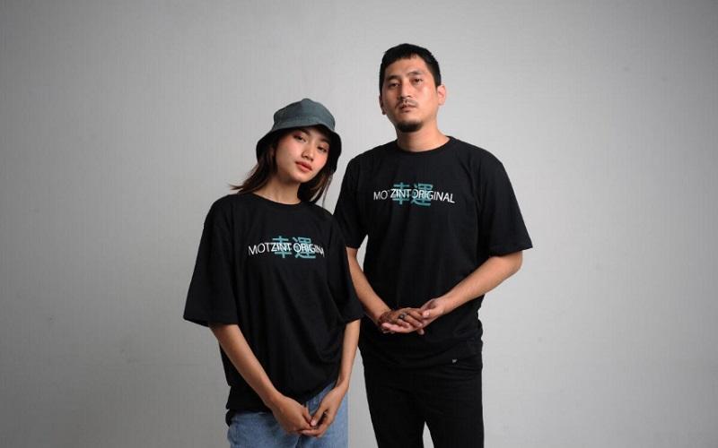 Motzint Original, brand fashion asal Bandung yang sudah berdiri sejak 2018