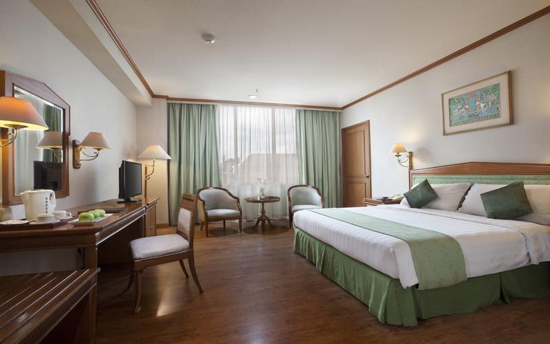 Ilustrasi hotel. Hotel Sahid Jaya Solo menyambut periode new normal dengan menawarkan paket staycation dan promo paket meeting serta event dengan menerapkan protokol kesehatan covid/19. (Foto: Istimewa)