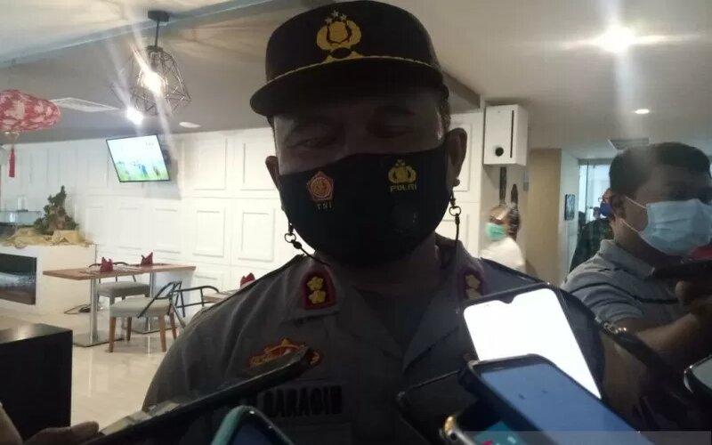 Kapolres Puncak, Papua AKBP Dicky Hermansyah Saragih.