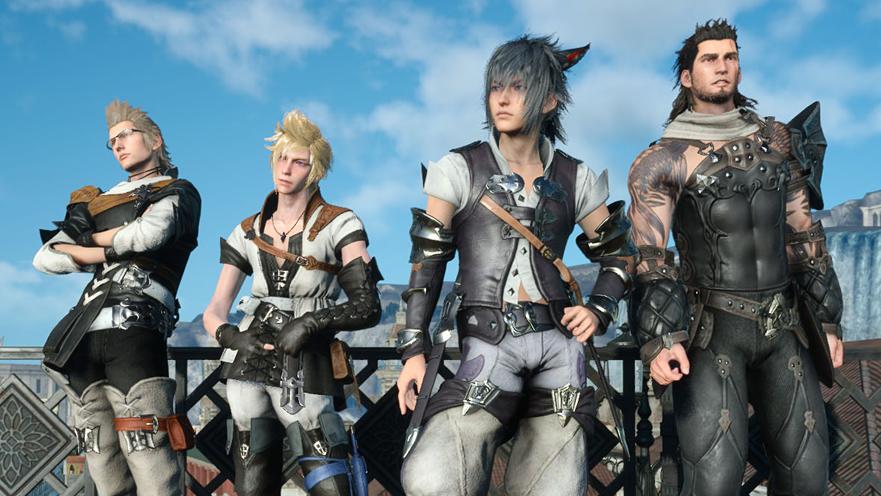 Final Fantasy XIV akan hadir di Playstation 5. - Gamer Escape