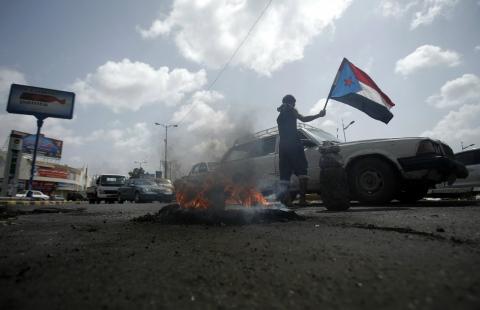 Yaman/Ilustrasi/Reuters