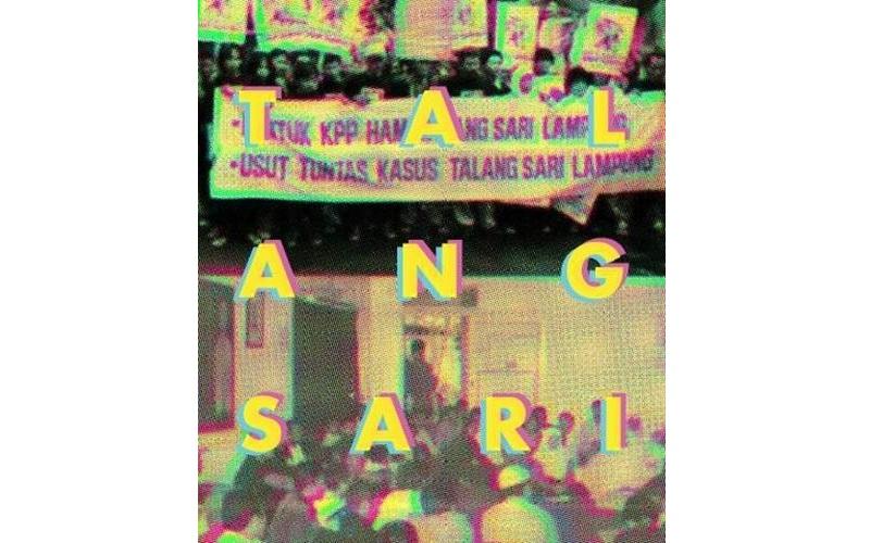 Poster terkait Kasus Talangsari - KontraS