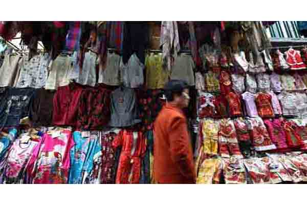 Ekonomi China. - Bloomberg