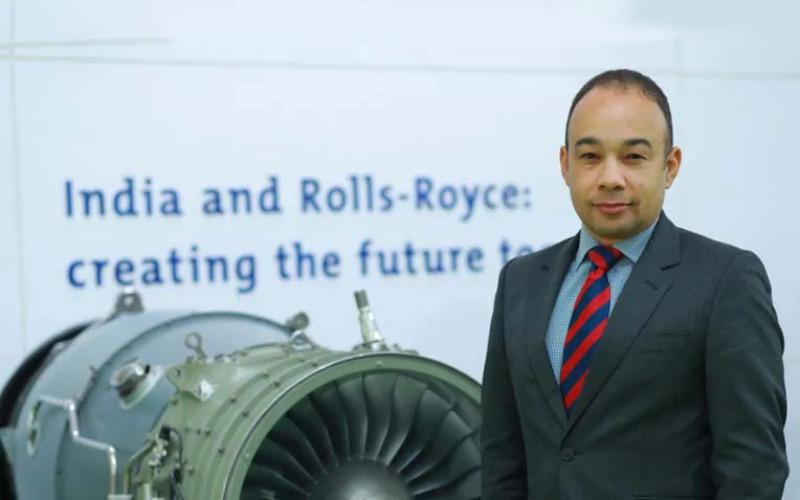 Kedua perusahaan juga telah menandatangani letter of intent (LoI) untuk pembuatan suku cadang mesin Adour Mk871 di India untuk beberapa pelanggan internasional.  - Rolls Royce